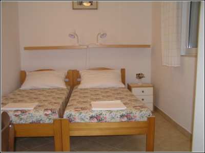1B - two joint single beds