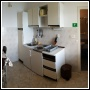 1C kitchenette - 90° view